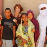 Junior high in Agadez and Ingal