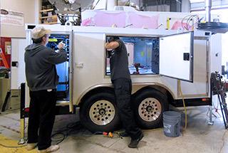 Nomad Production Employees