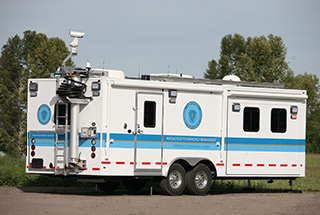 Emergency Communications Trailer
