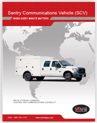 Sentry Command Vehicle Brochure