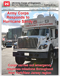 Army Corps Sandy Response