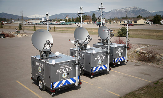Communications Trailers