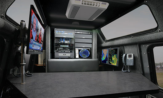 Tactical Vehicle Workstation