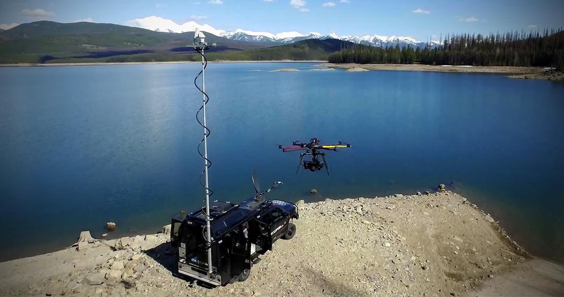 Drone Command Center