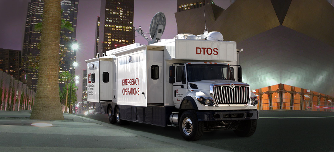 Army Corps DTOS Vehicle