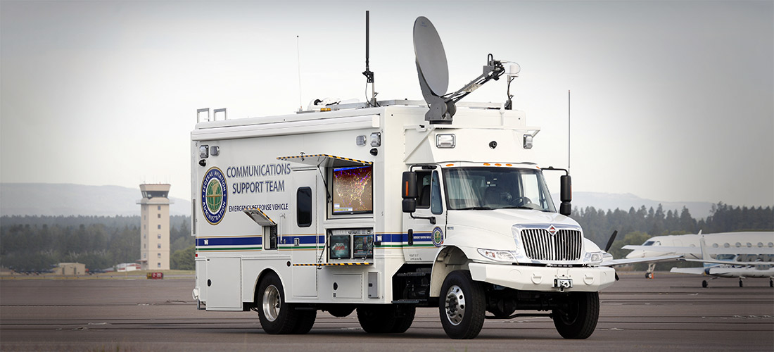 FAA Response Vehicle