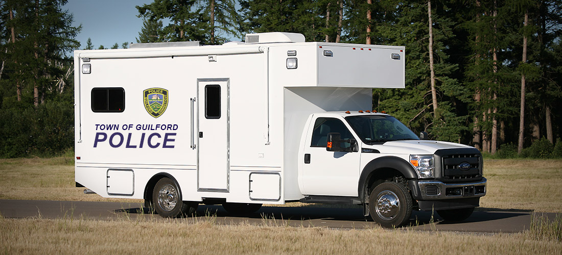 Guilford Mobile Command Vehicle