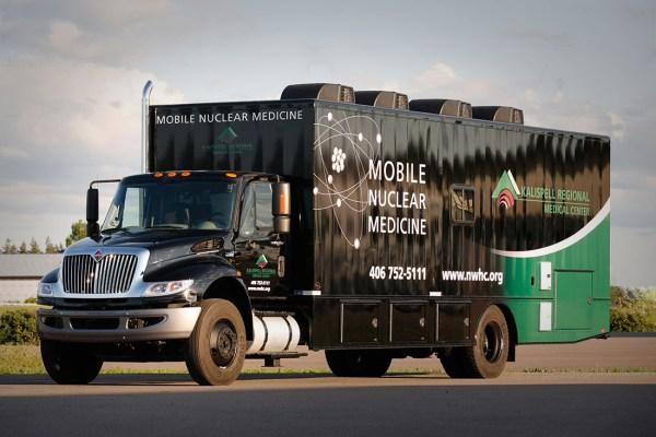 Mobile Medical Vehicle