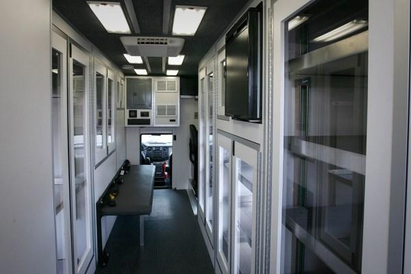 Mobile Crime Storage