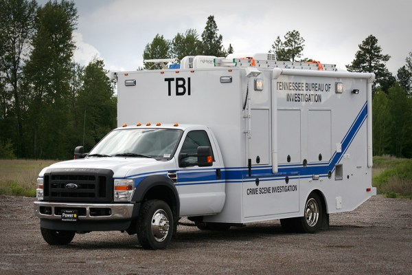 Mobile Crime Unit