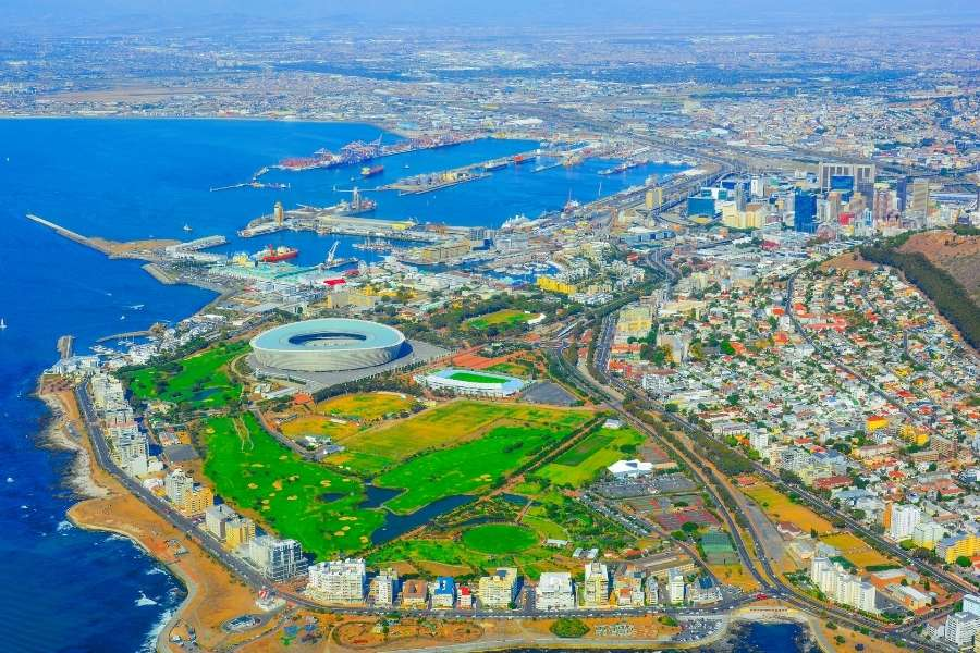 Top 7 Cities For Digital Nomads In Africa - Cape Town, South Africa