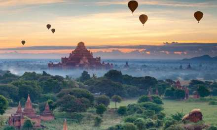DIY Travel Guide to Bagan, Myanmar