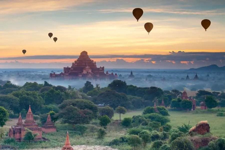 DIY Travel Guide to Bagan, Myanmar