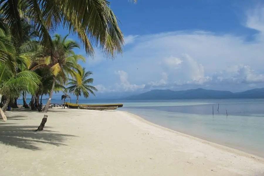 Isla Mamey Panama
