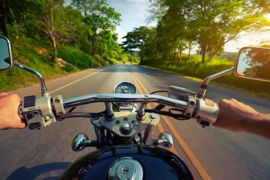 Myanmar roads motorcycle