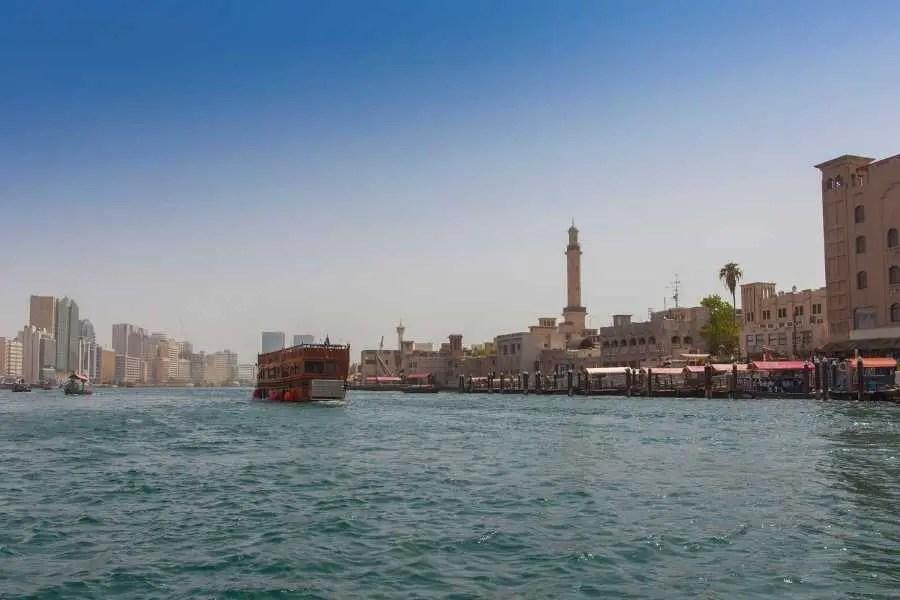 Old Deira Spice Market