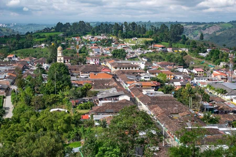 9 Places In South America You HAVE To See - Salento colombia