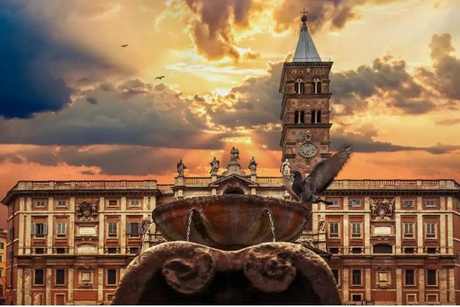 Places To Visit In Rome - Santa Maria Maggiore rome