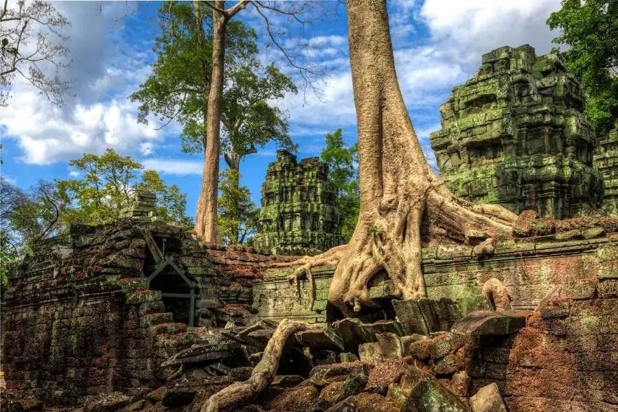 Ta Phrom Cambodia