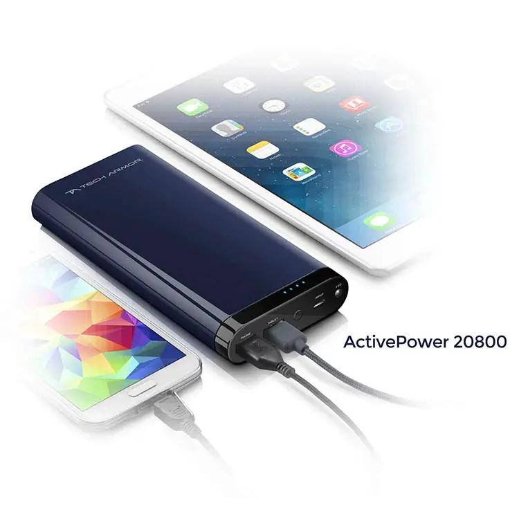 Tech Armor ActivePower USB Power Bank