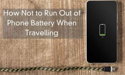 How NOT to Run Out of Phone Battery When Travelling