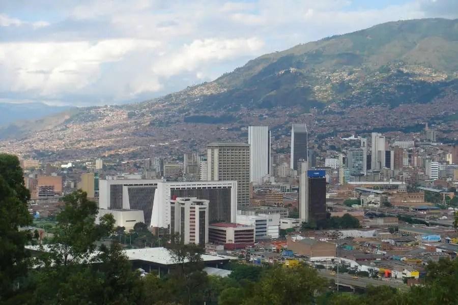 Medellin Digital Nomad