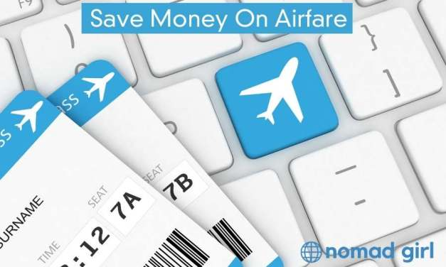 12 Tips on How To SAVE Money On Airfares