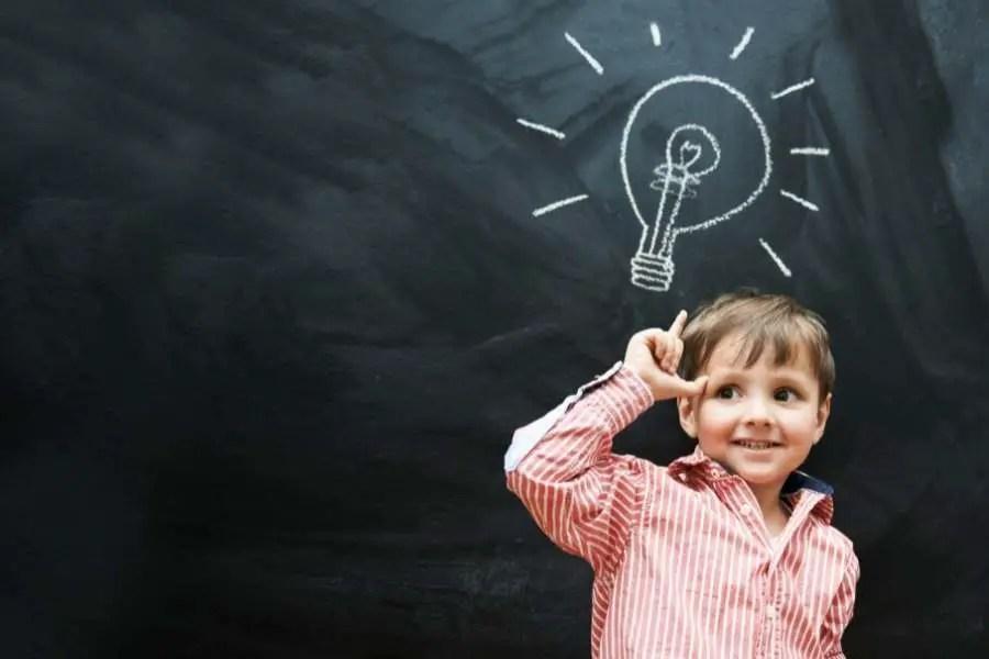 world schooling - light bulb moment