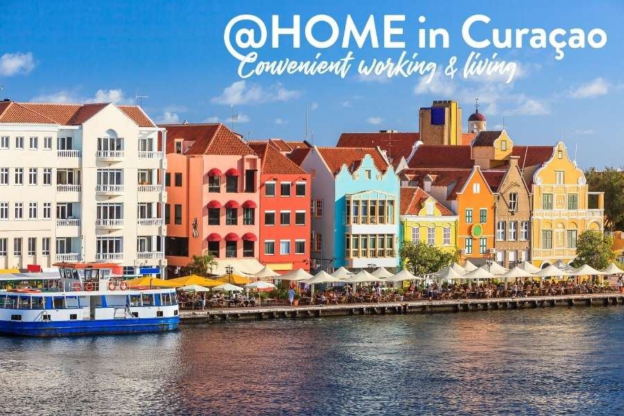 @home in Curacao - Digital Nomad Visa for Remote Working