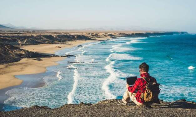 A Life Of A Digital Nomad