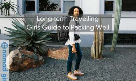 Long-term Travelling – A Girls Guide To Packing Well