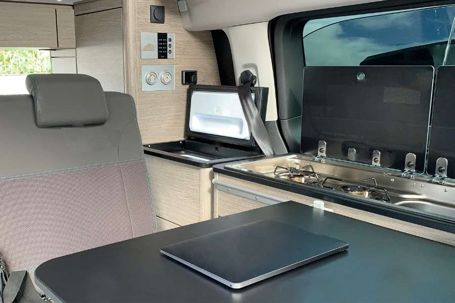 Working from your RV