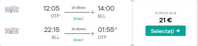 Bilete de avion ieftine catre Billund