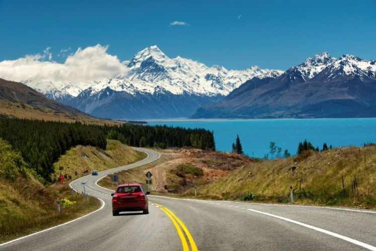 Destinații închise pentru turiști Noua Zeelanda