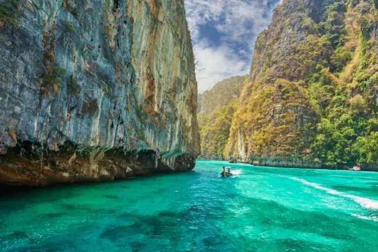 Destinații închise pentru turiști Tailanda