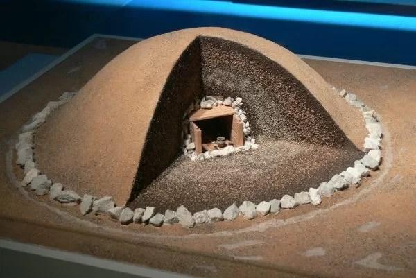 piramidele de la șona morminte