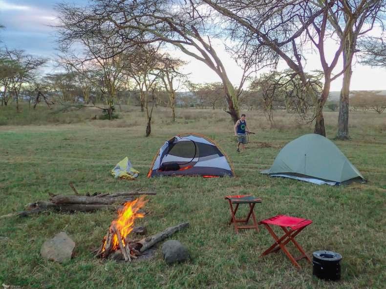 1 Day 1 Kifaro Campsite, Lake Nakuru National Park, Kenya