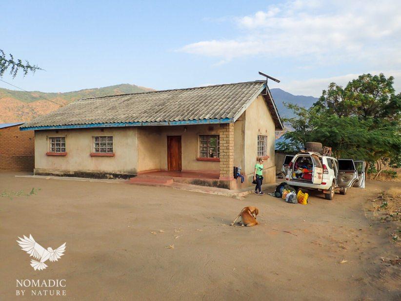 107 Day 166, Tamwa Guesthouse, Usisya, Malawi