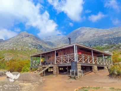113 Day 175, Chisepo Hut, Mount Mulanje, Malawi