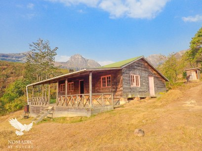 114 Day 176, Chambe Hut, Mount Mulanje, Malawi