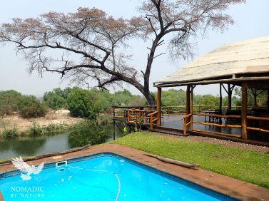 121 Day 201-202, Nkwezi Camp, Livingstone, Zambia