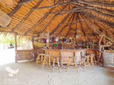 122, Day 203-204, Jungle Junction, Bovu Island, Zambia