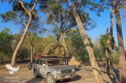130, Day 231, Khwai Campsite, Moremi Game Reserve, Botswana