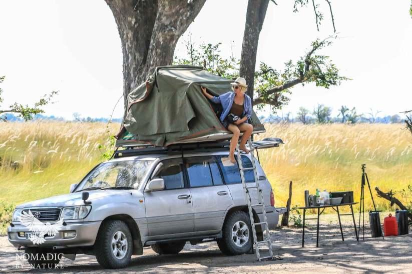131, Day 232, Xakanaka Campsite, Okavango Delta, Moremi Game Reserve, Botswana