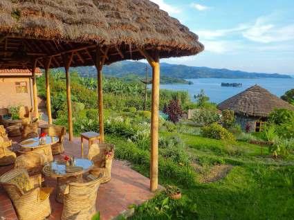 14 Day 19, Inzu Lodge, Gisenyi, Rwanda