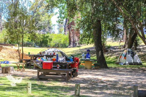 159, Day 271-272, Kilphuis Campsite, Cederburg Wilderness Area, South Africa