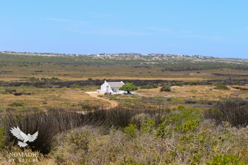 161, Days 275-276, Abrahamskraal Cottage, West Coast National Park, South Africa