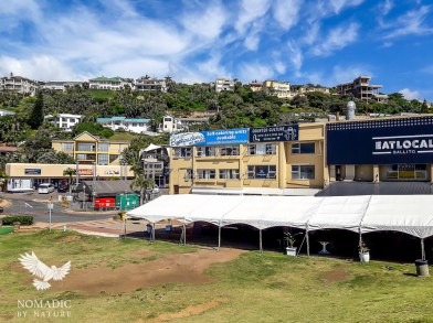 174, Day 304, Ballito Backpackers, Durban, South Africa
