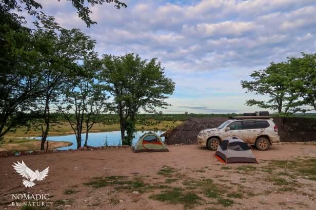 198, Day 378, Masuma Dam Camping Site, Hwange National Park, Zimbabwe