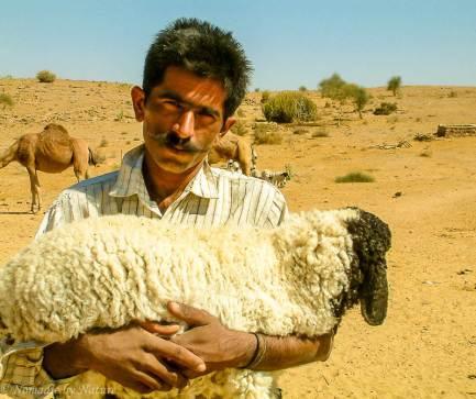 The Great Indian Desert, Jaisalmer, India